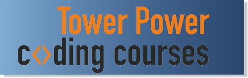 Tower Power Coding Courses